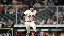 Bregman has 3 RBIs, Astros end skid with 8-2 win over Angels