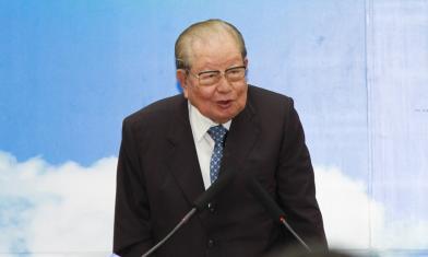 最新!前台灣省主席邱創煥病逝
