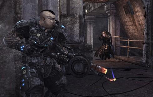 Gears of War 2's 'Day-One' map, multiplayer bots revealed