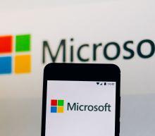Microsoft releases earnings