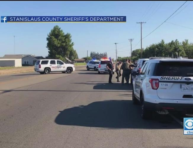 Sheriff: Armed Man Who Ran From Crash Near Turlock Is Stockton Homicide  Suspect