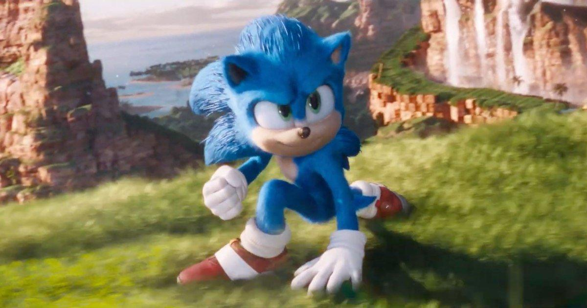Sonic The Hedgehog Trailer Reveals The New Newly Redesigned Speedster