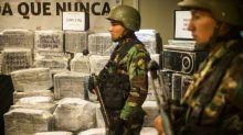 Peru incinera 18 toneladas de droga apreendida durante confinamento
