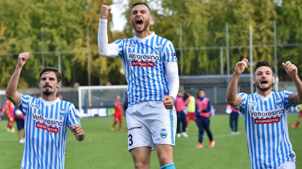 Serie B, 34ª giornata - La SPAL torna prima, Verona ko