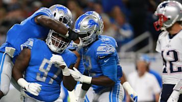 Lions dominate Brady, Patriots in shocker