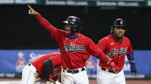McKenzie strikes out 10 in debut, Indians beat Tigers 6-1