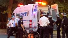 NYPD detained a delivery person a few minutes after curfew, even though they are exempted under city guidelines
