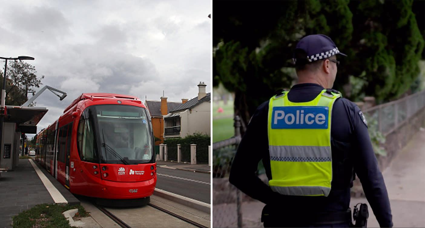 Woman cops $5000 coronavirus fine after mooning tram