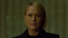 'House of Cards': Robin Wright's POTUS Refuses to 'Keep Her Mouth Shut' in Final Season Trailer — Watch