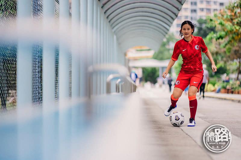 【香港足夢・馬澤純】以足球讓父母自豪 快樂富足