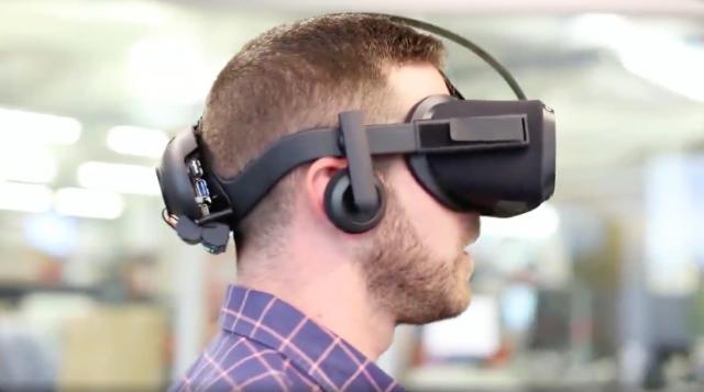 Oculus' next headset is a cross between the Rift and Gear VR