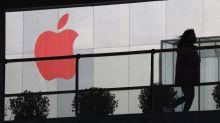 London markets stumble as global firms shaken by Apple's coronavirus warning