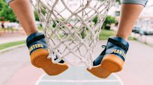 Mr. Peanut goes hip-hop and hoops crazy with new basketball sneaker