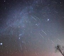 The Geminid meteor shower peaks this week, and it'll be a special one