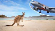 Jetstar drops mammoth $35 flight sale