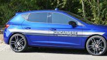 Les gendarmes vont piloter desCupra Leon