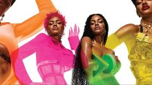Teyana Taylor On Collagen Smoothies, Her MAC Collab And Picking Off Lash Extensions