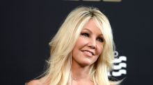 Heather Locklear breaks her social media silence with an unexpected Instagram