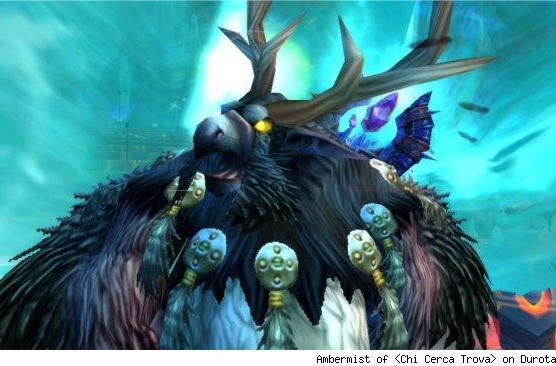 BlizzCon 2010: Moonkin Hatchling mini-pet going on sale in November