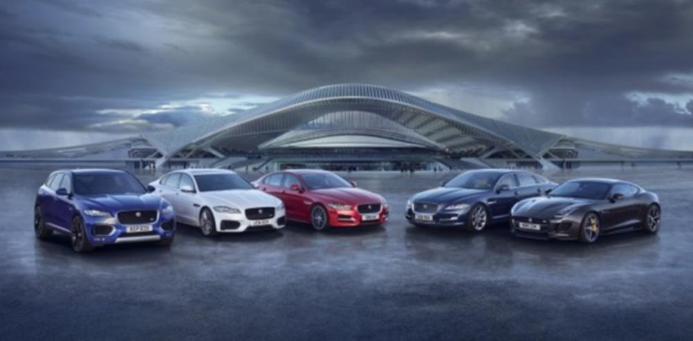 台灣今年前三季累積銷售量比去年同期成長 41%,讓 Jaguar Land Rover 打算收回九和汽車的總代理權,以原廠直營的方式經營。