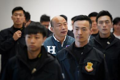 民調破底,韓國瑜真能逆轉勝?