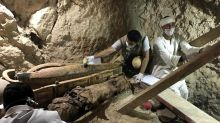 3,000-year-old nobleman's tomb discovered by Egyptian archeologists
