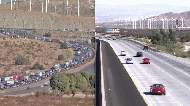 Inland Interstate-10 'lifeline' bypass project approved for Banning Pass
