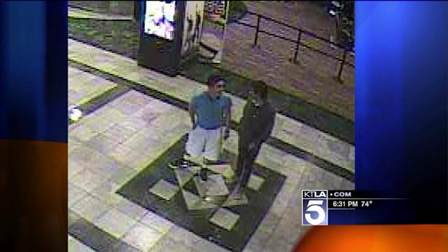 2 Sought in Sexual Assault in Thousand Oaks Movie Theater Bathroom