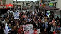 Group marches in SF ahead of Proposition 8 hearing
