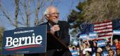 Bernie Sanders. (AP)