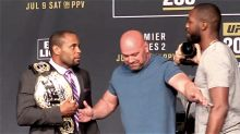 Daniel Cormier Tells Jon Jones It's Now or Never