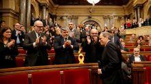 Torra mantendrá el sueldo y los honores de expresidente de la Generalitat catalana