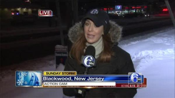 Annie McCormick reports from Blackwood, NJ