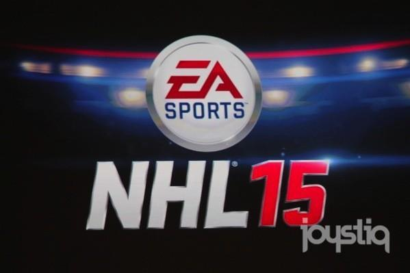Warm up NHL 15's ice with an August demo