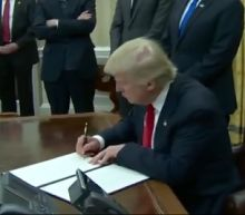 Report: New immigration order coming day after Trump speech