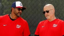 Nats GM Rizzo won't reveal length of Martinez's new contract