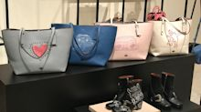 PHOTOS: Coach Spring 2018 collection launches in Singapore