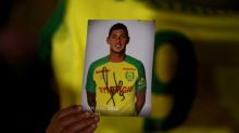 Search for missing Cardiff City's Sala resumes in English Channel