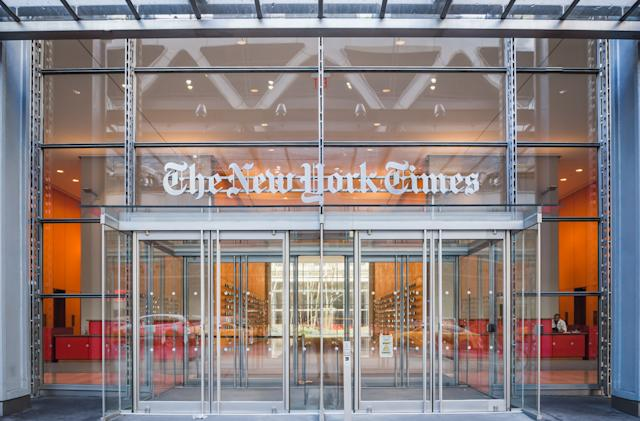 New York Times and other US media join The Coalition for App Fairness