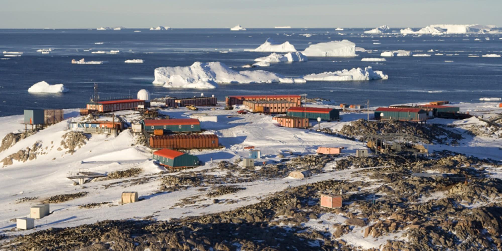 En Antarctique, la base polaire française Dumont d'Urville va être rénovée