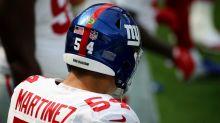 Giants' Blake Martinez named one of NFL's top linebackers