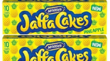 Pineapple Jaffa Cakes have hit supermarket shelves - would you try them?