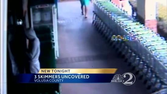 3 skimmers found at Volusia Co. Publix stores