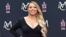 Mariah Carey Fulfills Her 'Childhood Dream' at Hand and Footprint Ceremony