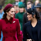 Meghan Markle Addresses Purported Rift With Kate Middleton In Oprah Interview