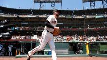Kris Bryant homers in SF debut, Giants beat Astros 5-3