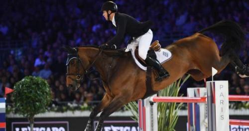 Equitation - CM - Finale - McLain Ward rayonne, les Français font grise mine à la finale de Coupe du monde d'Omaha