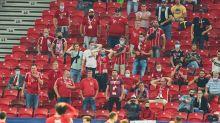Fans im Corona-Hotspot: Müller und Rummenigge froh