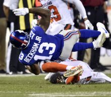 Sources: Odell Beckham Jr. eyes possible $100M insurance policy if contract talks with Giants stall
