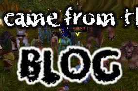 It came from the Blog: Hide & seek, and this week's adventure